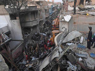 कराची विमान दुर्घटनाः पाइलटका अन्तिम शब्द थिए–मे डे पाकिस्तान ८३०३, यसको अर्थ के हो ?