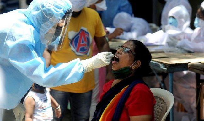 भारतमा २४ घण्टामा ह्वात्तै बढ्यो कोरोना संक्रमण, १५६ संक्रमितको मृत्यु