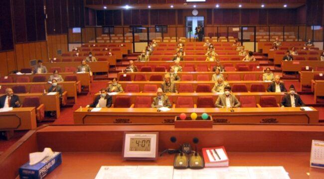 राष्ट्रियसभामा सरकारको वार्षिक प्रतिवेदन पेश