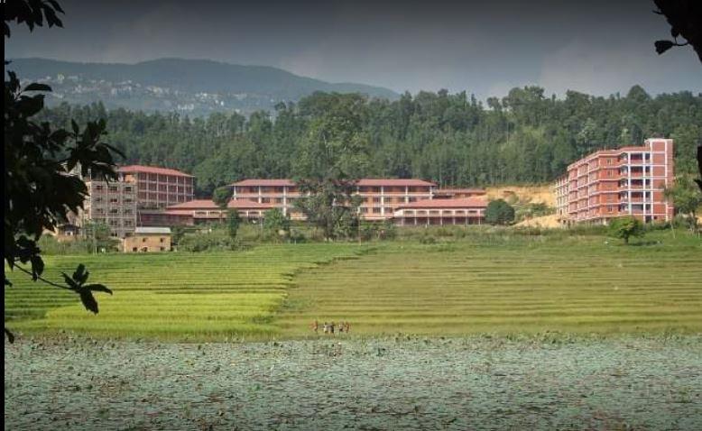 पाल्पाकाे लुम्बिनी मेडिकल कलेजमा आइसोलेशन सेण्टर बन्ने