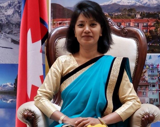 इजरायलमा 'एम्बेसडर अफ द इयर २०१९–२०२०' सम्मान  नेपाली राजदूत शाक्यलाई