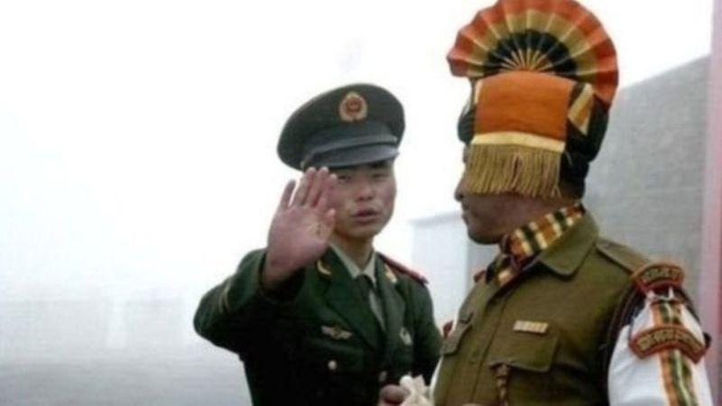 पाकिस्तानलाई तत्काल जवाफ दिने भारतीय सेना चीनसँग किन मौन छ?
