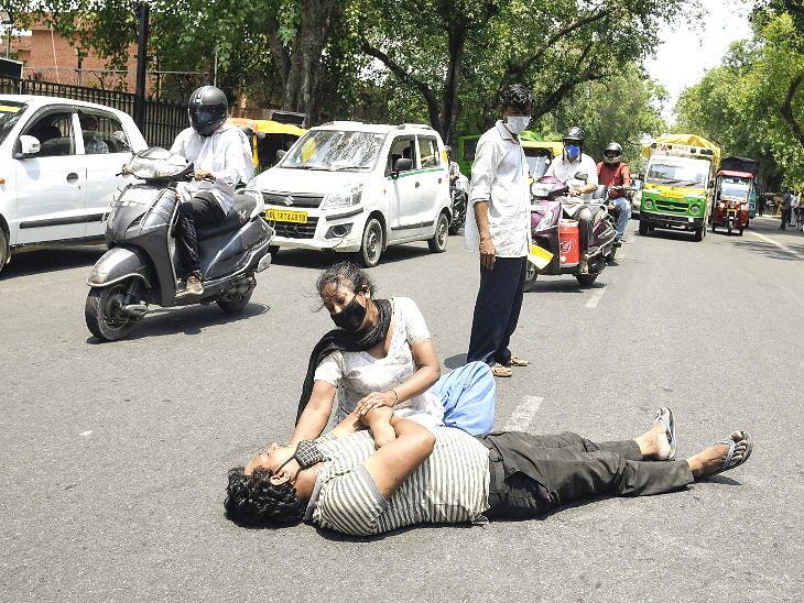 भारतमा पछिल्लो २४ घण्टामा दश हजार संक्रमित थपिए, ६ हजार नौ सय भन्दा बढीको मृत्यु