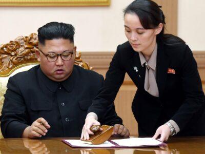 किमकी बहिनीले थर्काएपछि उत्तर कोरिया विरोधी गतिविधि रोक्न दक्षिण कोरिया तयार