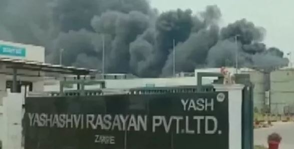 भारतको अर्को केमिकल उद्योगमा विष्फोट, ५ जनाको मृत्यु