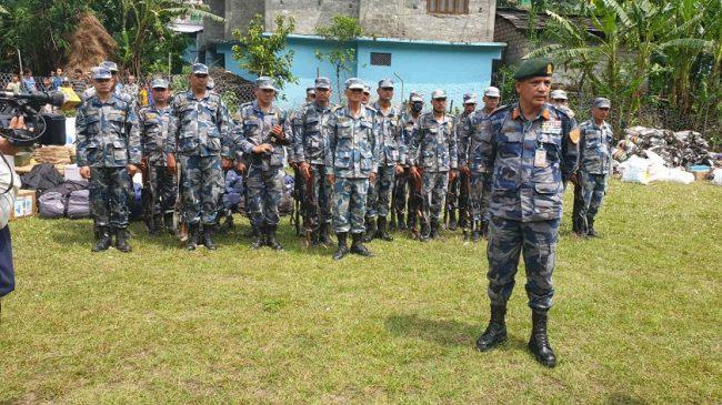 भारतीय मिडियामा नेपालविरुद्ध प्रोपोगाण्डाः स्थापना नै नभएको सुरक्षा चौकी हटाएको हल्ला