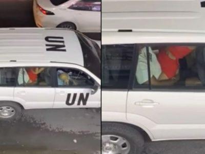 संयुक्त राष्ट्रसंघको गाडीमा यौन भिडियो खिचियो, भाइरल भएपछि महासचिवको यस्तो प्रतिक्रिया