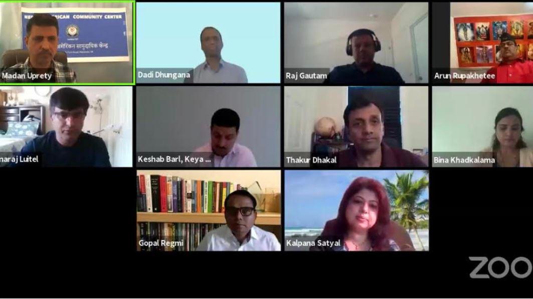 नेपाली-अमेरिकी सामुदायिक केन्द्र (न्याक)काे प्रथम वार्षिक उत्सव सम्पन्न