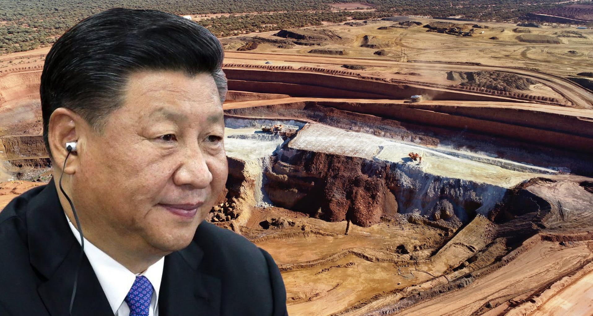 चीनले आफ्नो 'रेअर मसल'को शक्ति देखायो भने विश्वका आधुनिक उद्योगको ढाड भाँचिनेछ