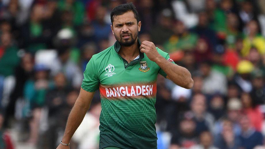 बंगलादेशका क्रिकेटर मोर्तजालाई कोरोना संक्रमण