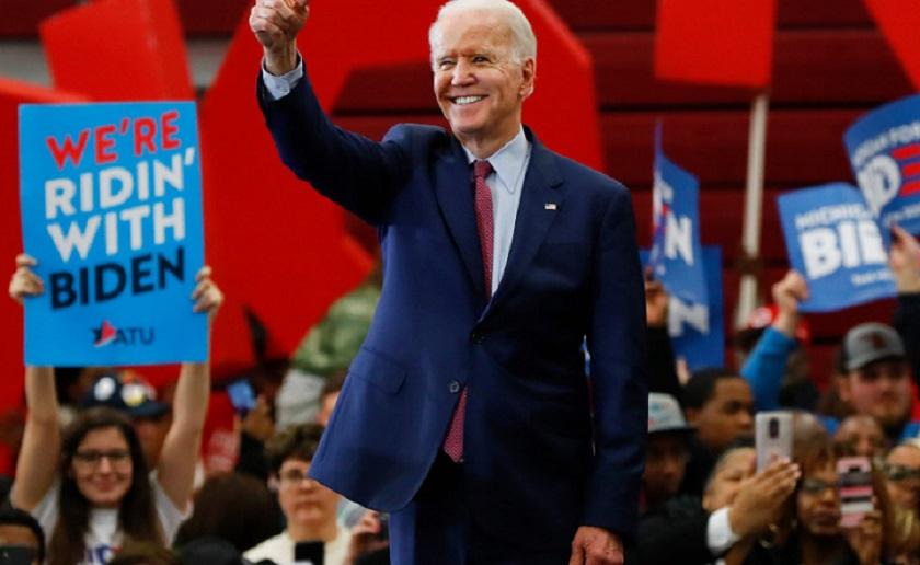 अमेरिकी चुनावः जो बाइडेन डेमोक्र्याटिक पार्टीबाट राष्ट्रपतिका उम्मेदवार निश्चित