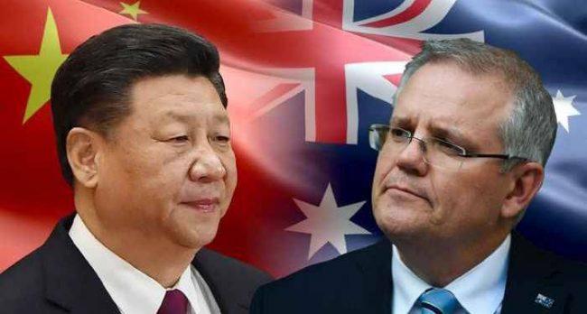 चीनले दियो अस्ट्रेलियालाई धम्की