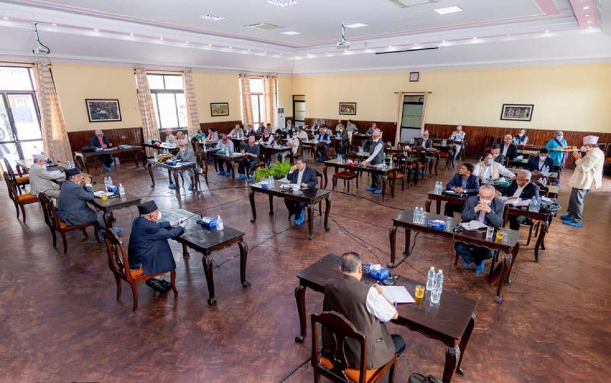 प्रचण्डको आग्रहमा नेकपा स्थायी कमिटी बैठक स्थगित