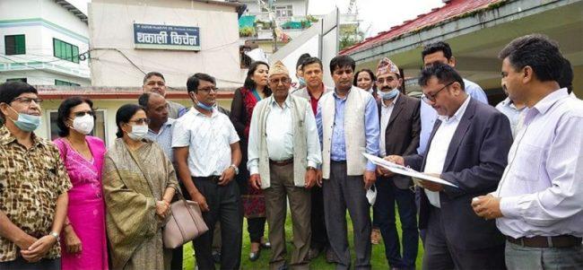 नेकपा विवादः केन्द्रीय कमिटी बैठक माग गर्दै १५२ सदस्यले बुझाए हस्ताक्षर