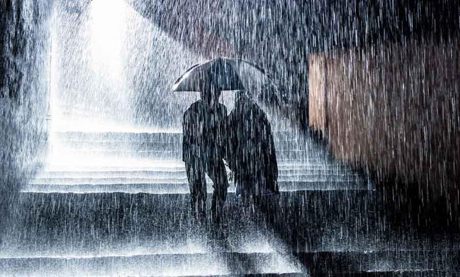 आगामी सोमबारसम्म देशभर वर्षा हुने, सतर्क रहन आग्रह