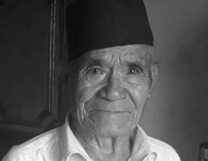 कम्युनिष्ट नेता बर्मन बुढाको ९० वर्षको उमेरमा निधन