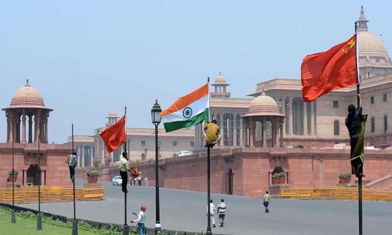 भारत र चीन सीमामा तनाव कम गर्न सहमत