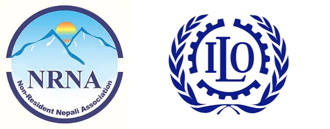 विदेशमा अफ्ठ्यारोेमा परेका नेपाली श्रमिकको व्यवस्थापनका लागि आइएलओको ५ करोड सहयोग