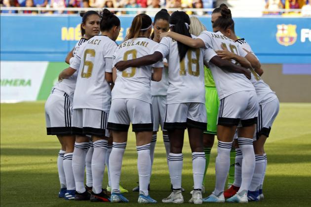 रियाल मड्रिडको महिला फुटबल टोली घोषणा