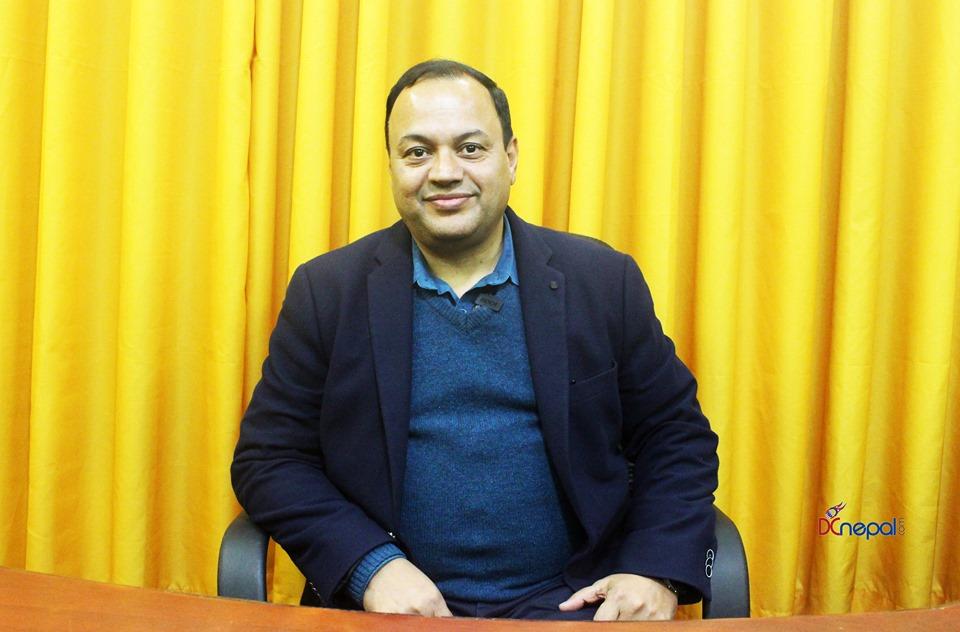 एनआरएनएले डिजिटल परिचयपत्र तिब्रगतिमा बाँड्दैछ : महासचिव शर्मा