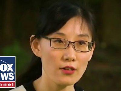 मारिन सक्ने डरले देश छाडेर भागेकी चीनकी भाइरस विशेषज्ञको चीनमाथि गम्भीर आरोप