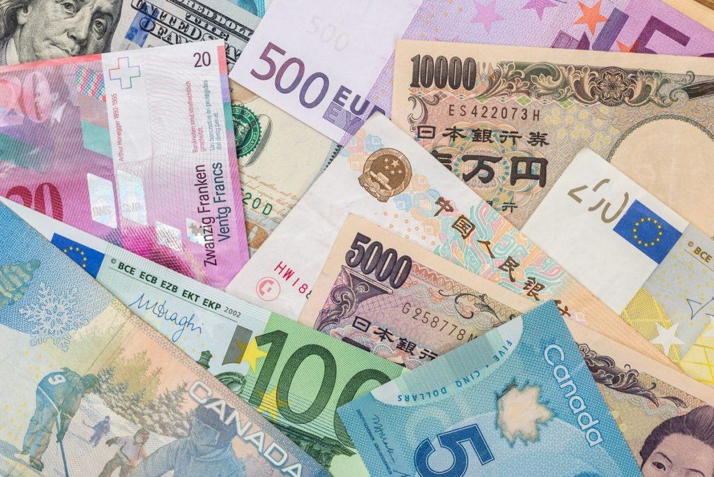 अमेरिकी डलरमा गिरावट हुँदा अन्य देशको बढ्यो (सूचिसहित)