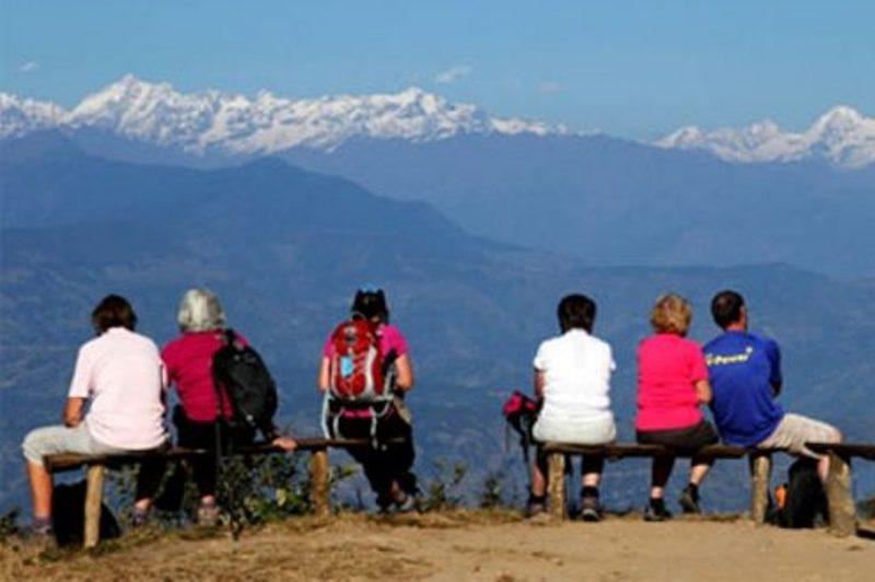 अगस्टमा ६ हजार विदेशी पर्यटक नेपाल भित्रिए