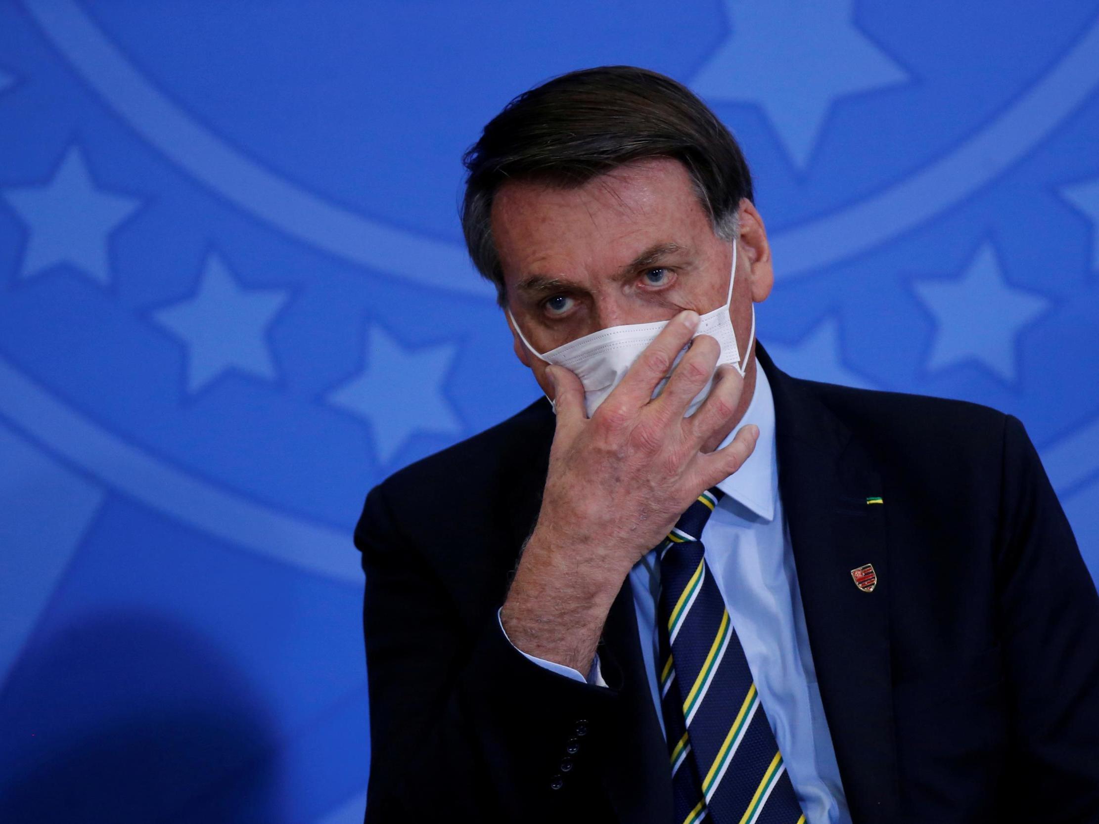 ब्राजिलका राष्ट्रपतिलाई कोरोना पुष्टि