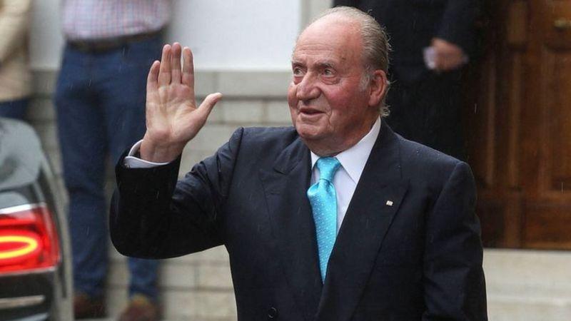 भ्रष्टाचारको अभियोग लागेका स्पेनका पूर्व राजा ख्वान कार्लोसले छोडे देश