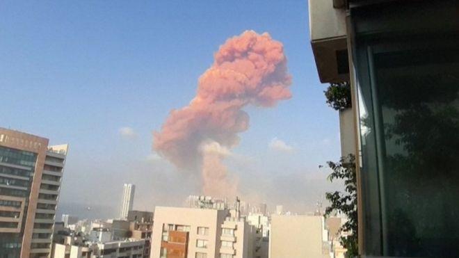 लेबनान विस्फोटमा कम्तिमा २५ मारिए, २५ सय घाइते, राष्ट्रिय शोकको घोषणा