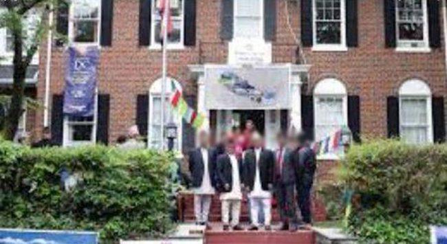 कर्मचारीमा संक्रमणको आशंकामा अमेरिकास्थित नेपाली दूतावास तीन दिनका लागि बन्द