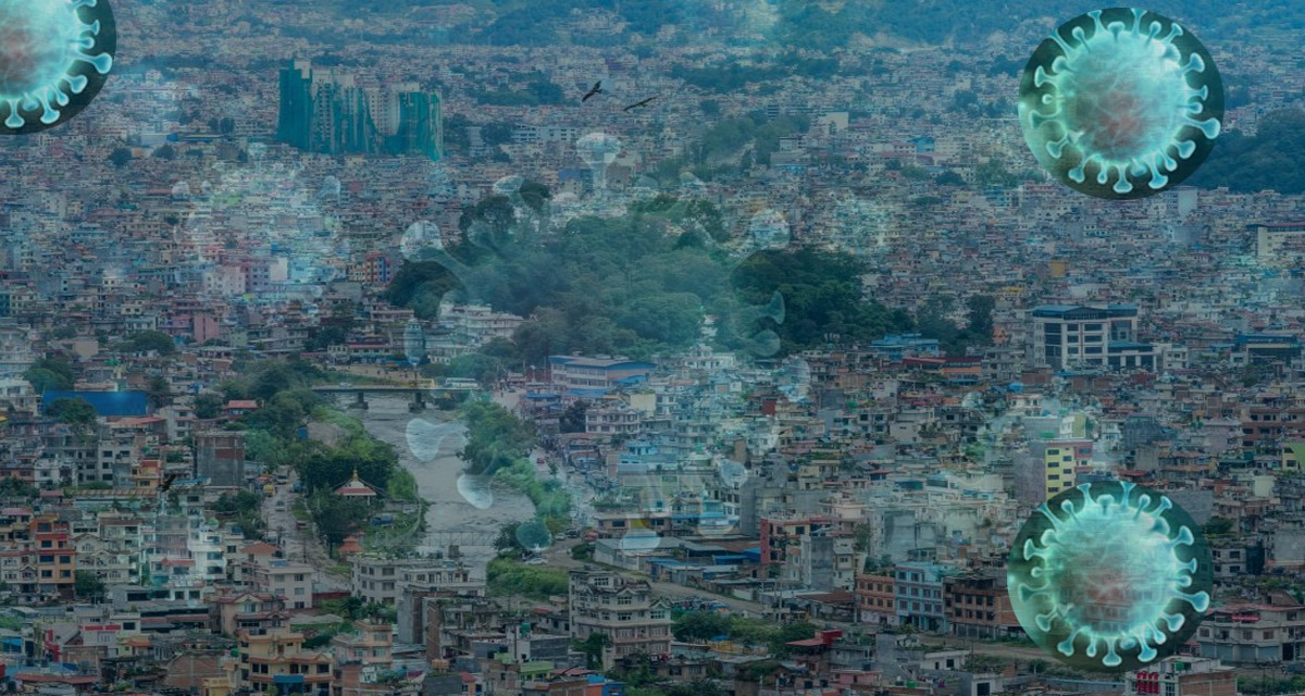 काठमाडौं उपत्यकामा थपिए ७११ संक्रमित, ५ जनाको मृत्यु