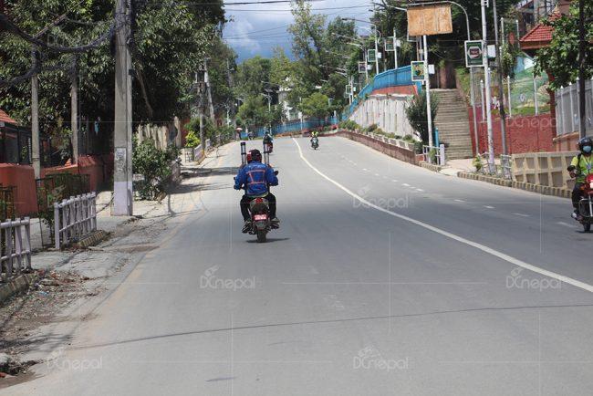 काठमाडौं उपत्यकामा साउन २७ गतेसम्म थपियो निषेधाज्ञा