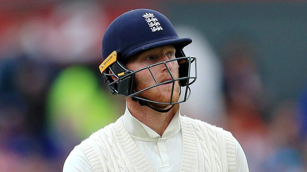 पाकिस्तान बिरुद्वको टेस्ट सिरीजबाट स्टोक्स बाहिर