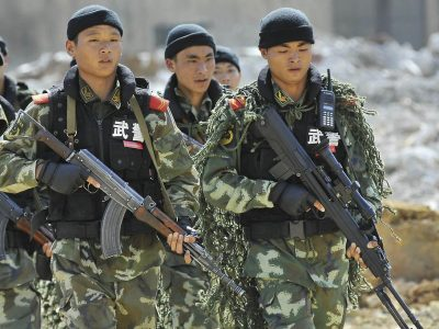 नेपाल र भारतले दावी गर्दै आएको लिपुलेकमा चिनियाँ सेनाको प्रवेश ! भारतमा तरंग