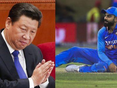 अन्ततः भारतीय क्रिकेटले चीनको अगाडि घुँडा टेक्यो, भारतभित्रै तीब्र विरोध