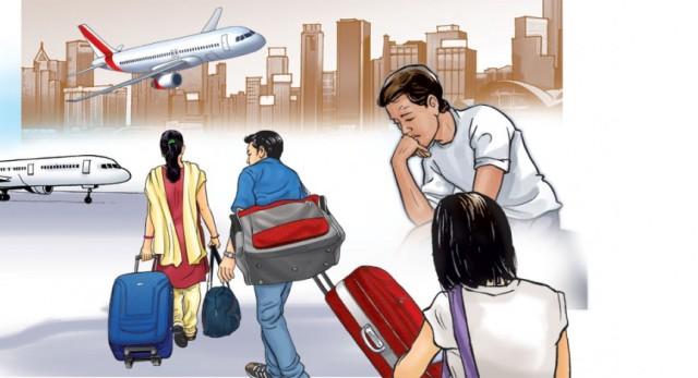 विदेशमा अलपत्र श्रमिकलाई उद्दार गरी नेपाल ल्याउन निर्देशन