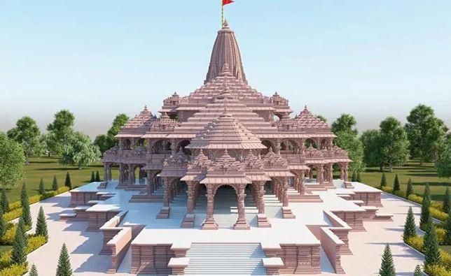 अयोध्यामा राम मन्दिर निर्माणको शिलान्यास बुधवार दिउँसो