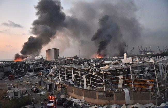 लेबनान विस्फोटको घटनामा नेपालीहरु सुरक्षित