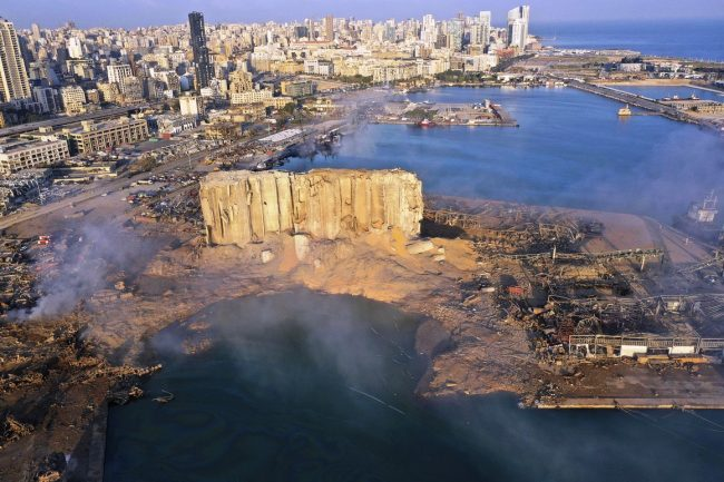 विश्व स्वास्थ्य संगठनले लेबनानमा स्वास्थ्य सहायता सामग्री पठायो