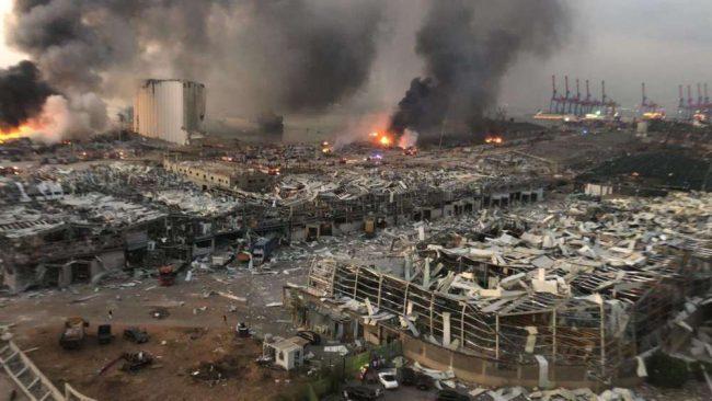 लेबनान विस्फोेटमा नेपाली समुदायलाई कुनै क्षति भएको छैन : राजदूत अर्याल
