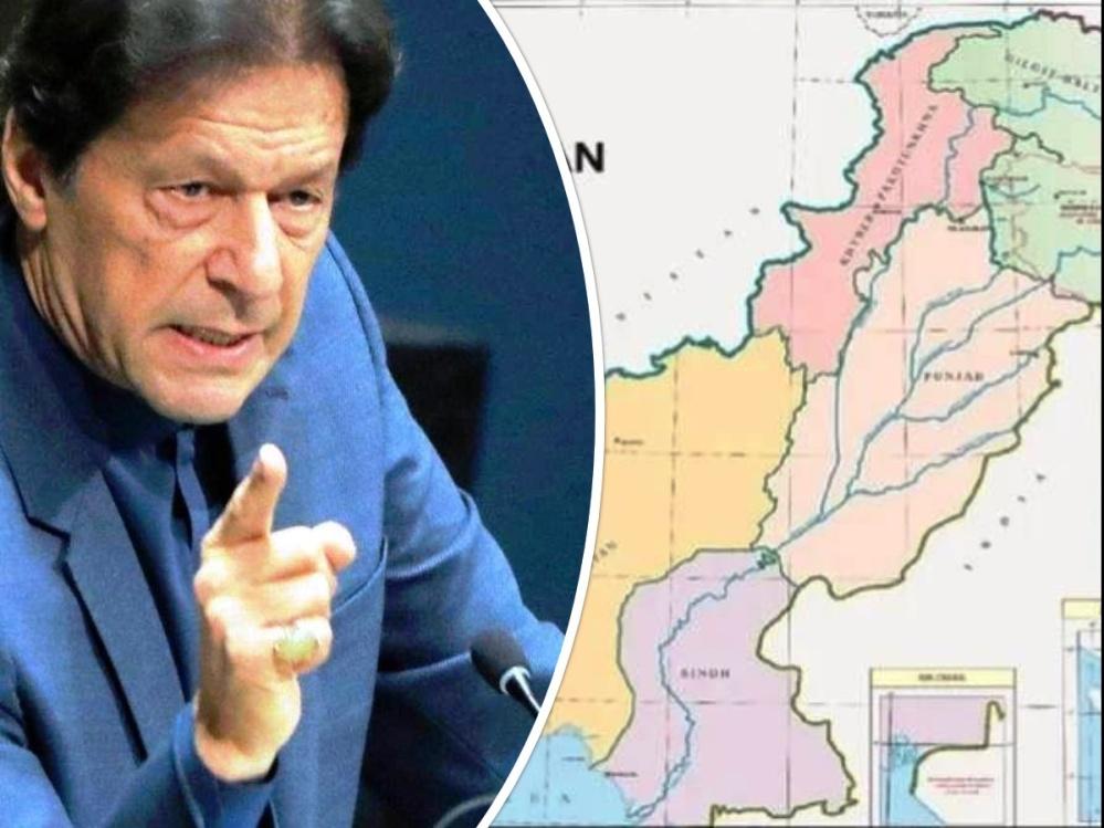 नेपालपछि पाकिस्तान पनि जारी गर्यो नयाँ नक्सा, तनावमा भारत