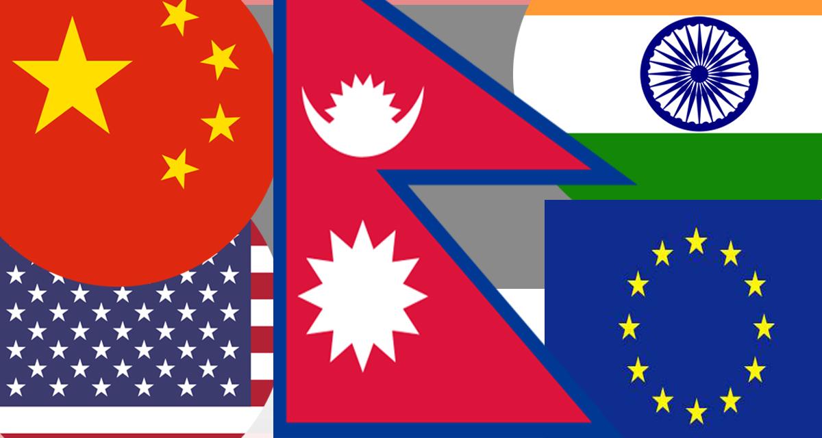 नेपालले भारत, चीन र पश्चिमा मुलुकलाई हेर्ने परराष्ट्र नीति परिवर्तन गर्दै