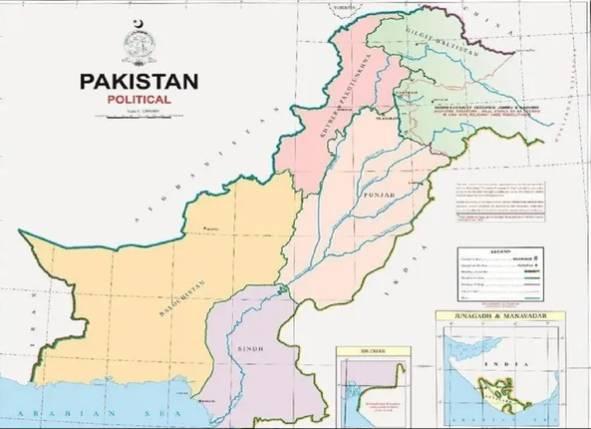 पाकिस्तानले नयाँ नक्सामा कश्मीर समेटेपछि भारतले के भन्यो?