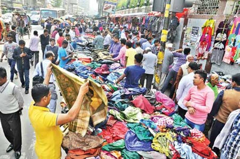 कोरोना कहरः  फुटपाथ व्यवसाय गर्न रोक