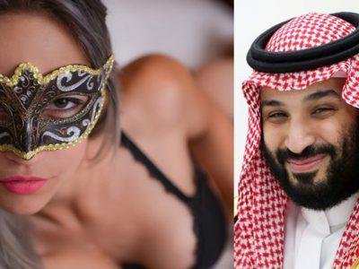 अरबौं खर्चमा राजकुमार सलमानको भव्य पार्टी ! विश्वभरीका १५० सुन्दरीसँग १ महिना मस्ती