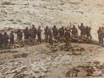 गोर्खा सैनिक खटाइएको भारत र चीनको विवादित सिमानामा चिनियाँ सेनाको डरलाग्दो तस्वीर