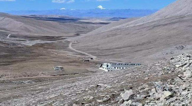 चिनियाँ दूतावास र सेनाले भने – 'चीनले भवन बनाएको भूभाग चीनकै हो'