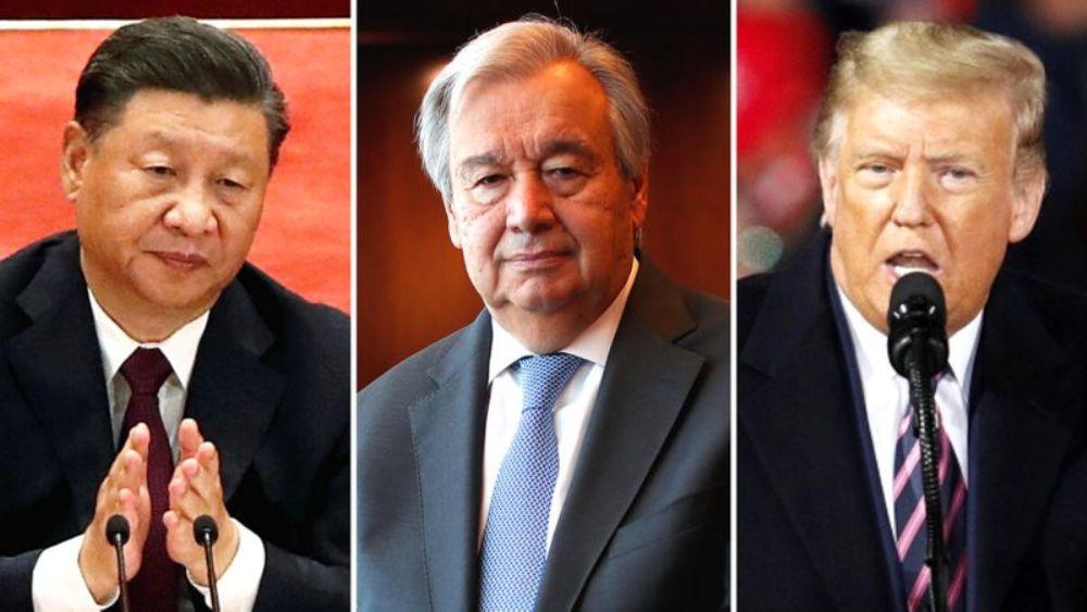 चीन–अमेरिका तनावः संसार फेरि शीत युद्धतर्फ धकेलिएको हो ?