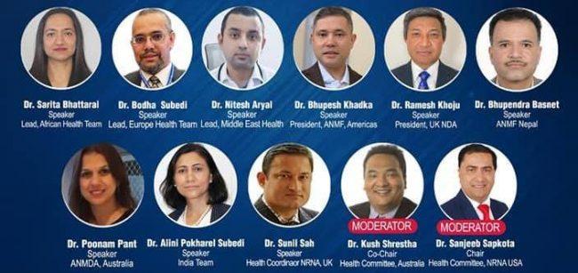 विदेशमा काम गरिरहेका डाक्टर भन्छन्- 'देश बाहिर रहेपनि नेपाल र नेपालीको सेवामा खटिएका छौँ'